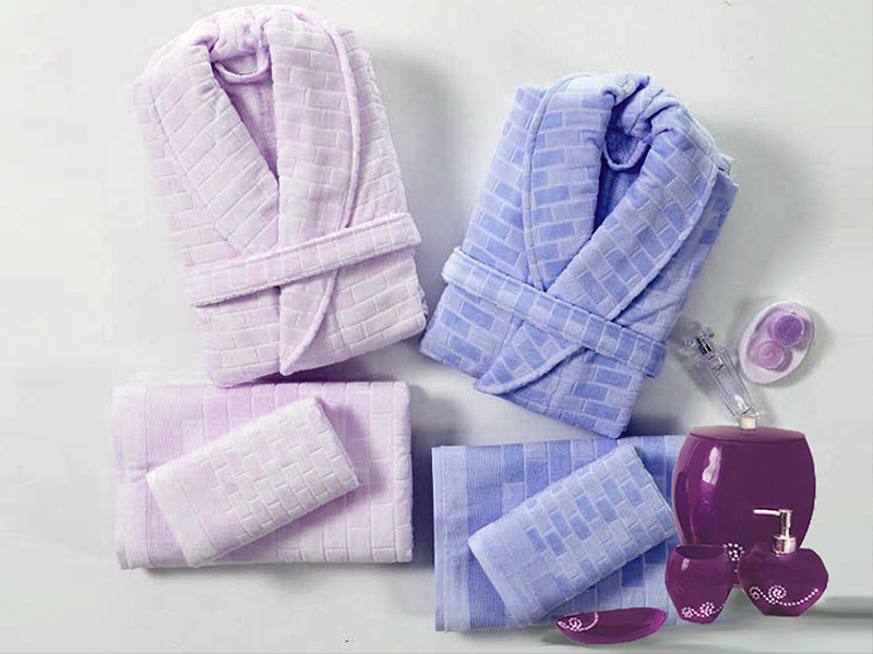 TOWEL - BATHROBE | Product code: 73084_ek1